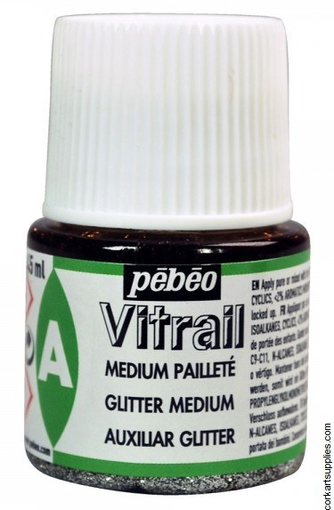 Vitrail Transparent 45 Ml Yellow