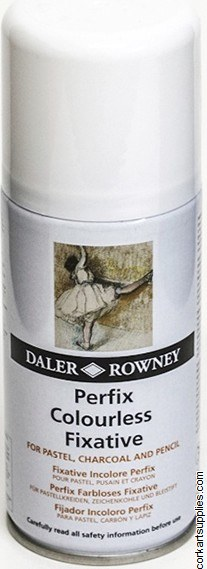 Fixative 150ml D/R Low Odour