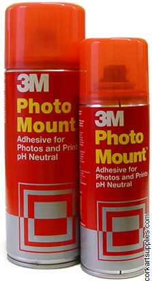 Photomount 3M Adhesive 400ml