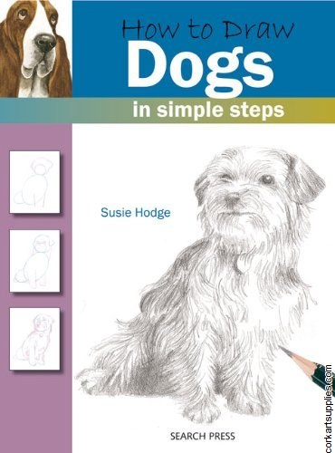 Book How to Draw Dogs