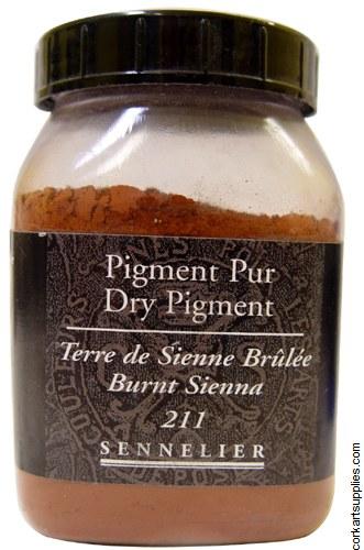 Pigment Burnt Sienna 140gm Series 1