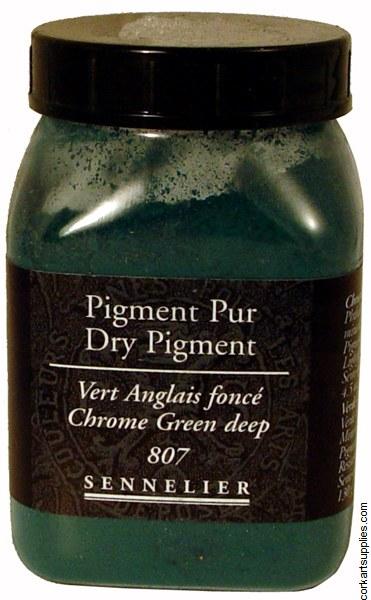 Pigment Chromium Green Deep 130gm Series 3