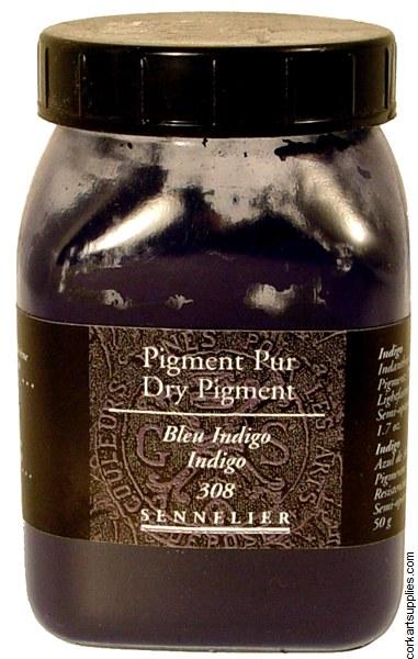 Pigment Indigo Blue 50gm Series 5
