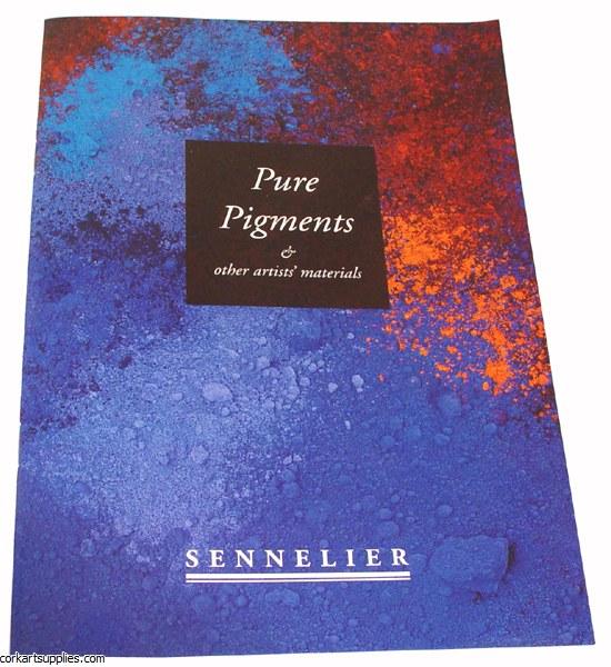Booklet On Pigment/Colour Chart