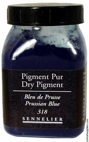 Pigment S2 Prussian Blue 80g