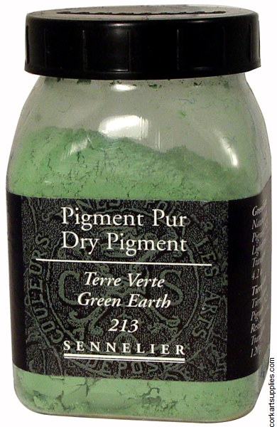 Pigment S1 Terre Verte 120g