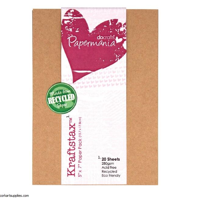 5x7 Kraftstax Paper 20pk