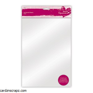 Shrink Plastic Clear A4 10pk