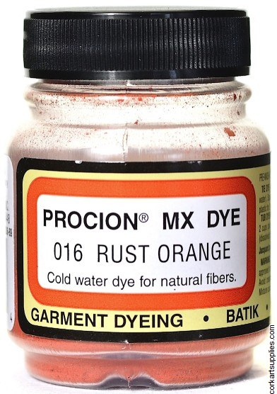 Procion 19g 016 Rust Orange