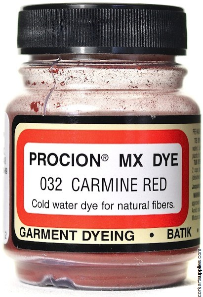 Procion 19g 032 Carmine Red