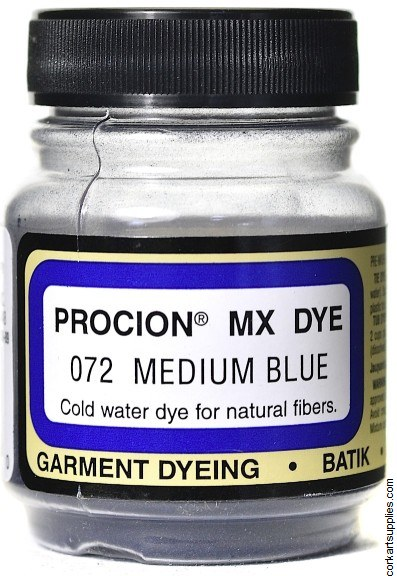 Procion 19g 072 Medium Blue