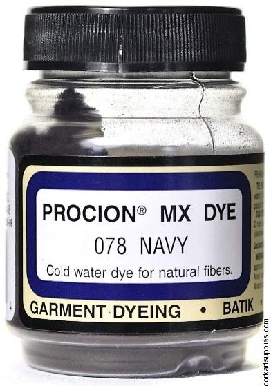 Procion 19g 078 Navy