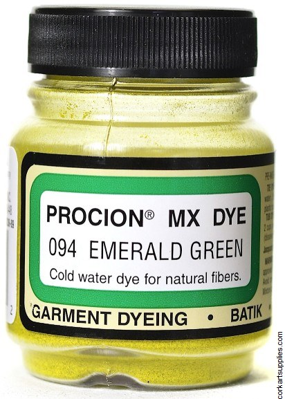 Procion 19g 094 Emerald Green
