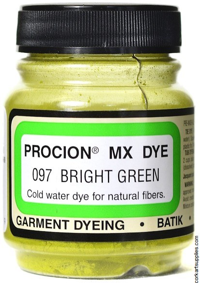 Procion 19g 097 Bright Green