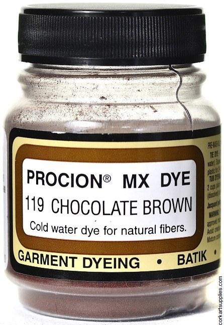 Procion 19g 119 Choc Brown