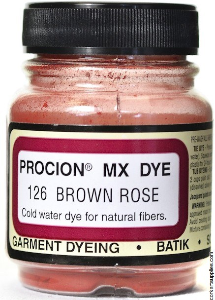 Procion 19g 126 Brown Rose