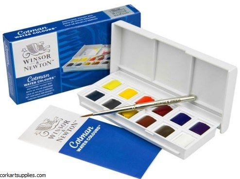 Cotman Watercolour Sketch Pocket Box