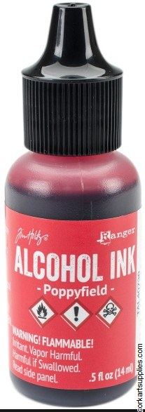 Alcohol Ink 14ml Poppyfield