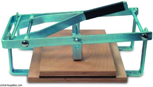 Hand Lever Press 30.5cm Square