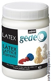 Latex Rubber 250ml Gedeo