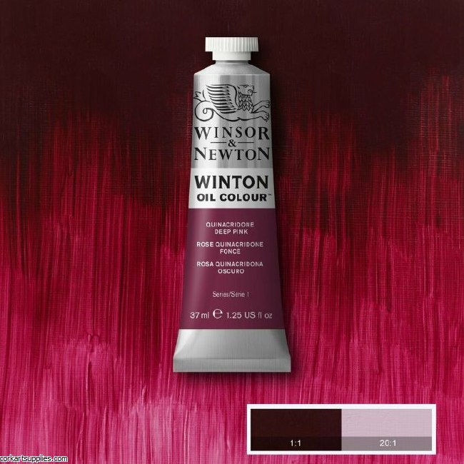 Winton 37ml Quin Deep Pink