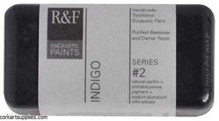 Encaustic R&F 40ml Indigo