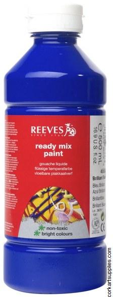 Redimix 500ml Reeves Brillant Blue