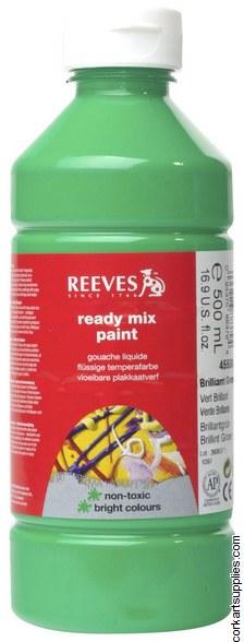 Redimix 500ml Reeves Brillant Green