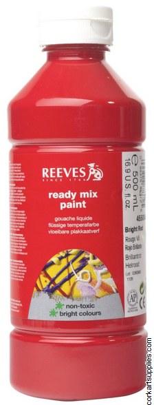 Redimix 500ml Reeves Brillant Red