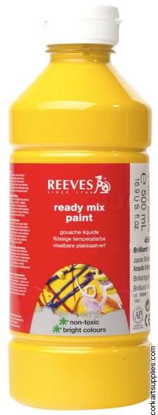 Redimix 500ml Reeves Brillant Yellow