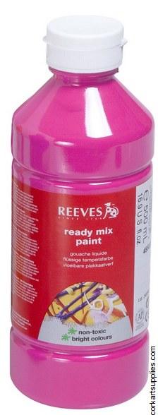 Redimix 500ml Reeves Cerise