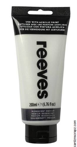 Reeves 200ml Iridescent Mediu*