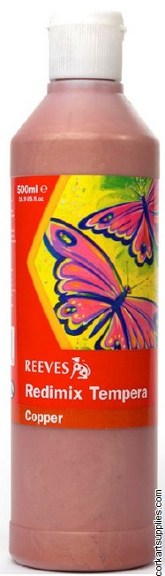 Redimix 500ml Reeves Copper