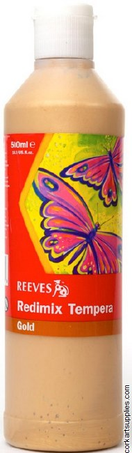 Redimix 500ml Reeves Gold