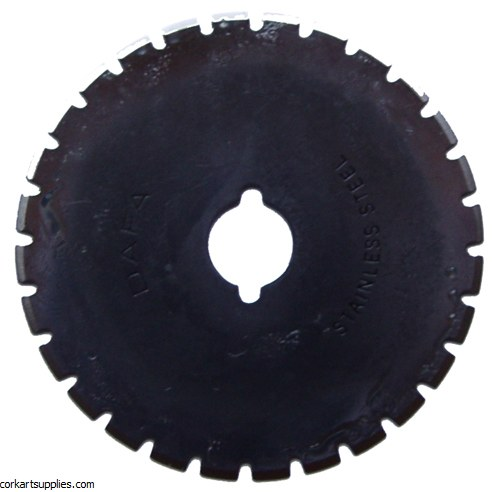 Jakar Large Perforated Rotary Blade