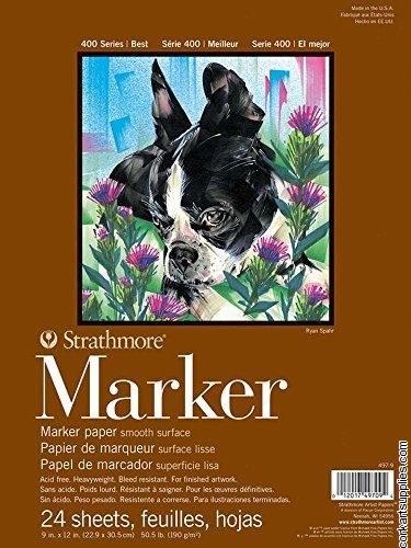 Strathmore Marker 9x12