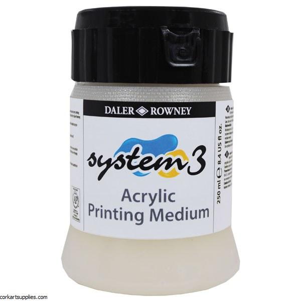 Acrylic Print Medium 250ml