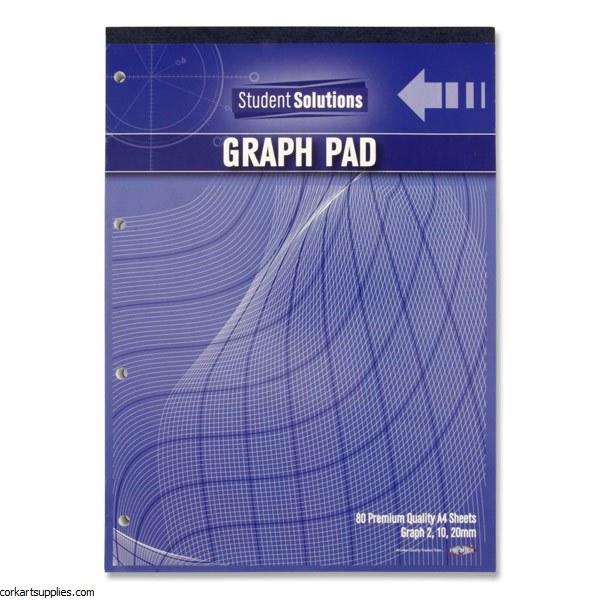 Graph Pad A4 80 Sheet