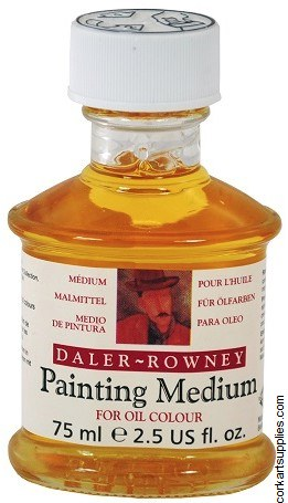 Daler 75ml Painting Medium