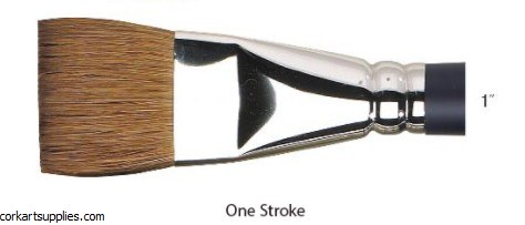 Sable AWC W&N One Stroke 1