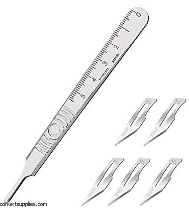 Knife Scalpel & 10A Blades 5pk