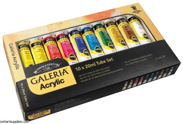 Galeria Set 20ml Tube 10pk