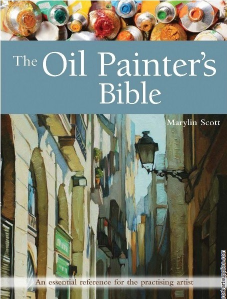 Book Oil Painters Bible