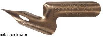 Nib WM Copperplate Elbow