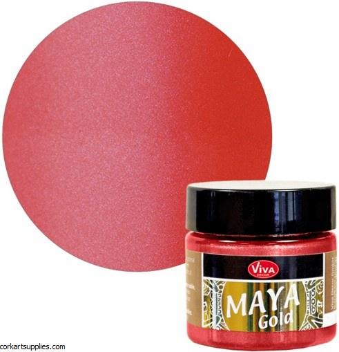 Viva Maya 50ml Fire Red