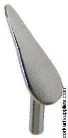 Encaustic Iron Drop Tip 81612 13x36mm