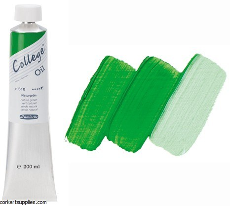 College Oil 200ml Nature green