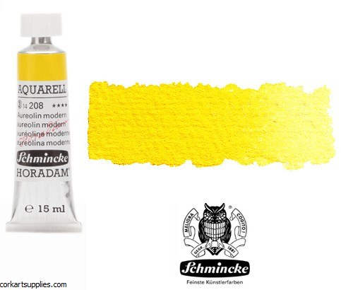 Horadam Aquarell 15ml Aureolin