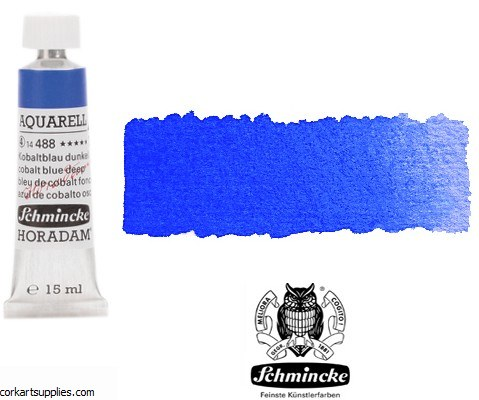 Horadam Aquarell 15ml Cobalt Blue Deep