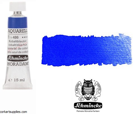 Horadam Aquarell 15ml Cobalt Blue Hue
